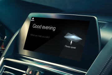 BMW Intelligent Personnal Assistant