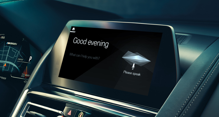 BMW Intelligent Personnal Assistant