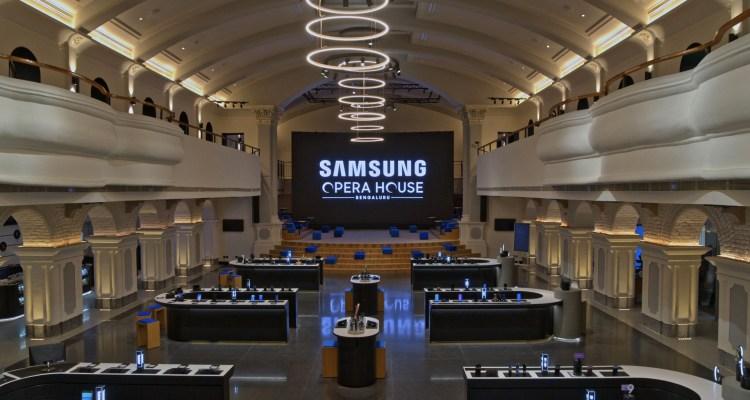 Samsung Opera House, Bangalore