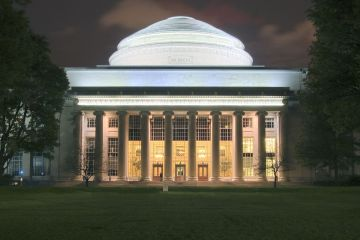 Dôme du MIT par Eric Baetscher