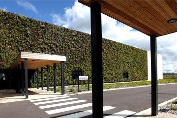 Centre de données 'Normandie' d'Orange