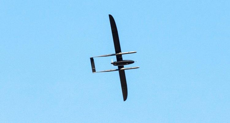 Drone perdu en Lettonie lors d'un vol d'essai de UAV Factory