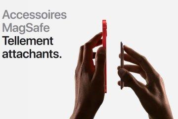 iPhone12 et accessoires MagSafe