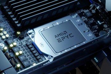 Processeur AMD EPYC de troisième génération