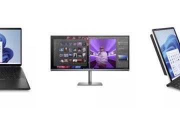 Nouveaux appareils HP compatibles Windows 11