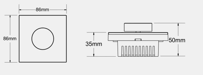 RGB / CCT / DIM LED Light Controller LED Constant Voltage