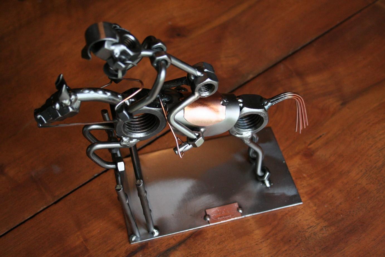 Figurine Equitation Hinz  Kunst  Design  Le Dindon