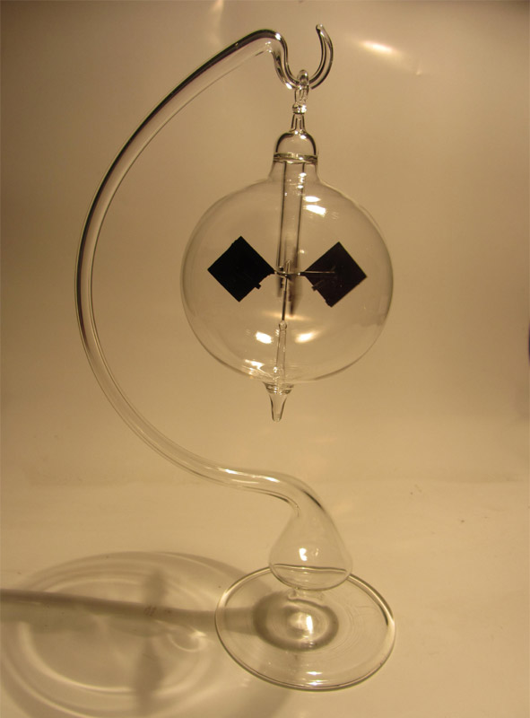 Suspended Radiometer Science Amp Nature Le Dindon