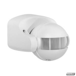 LED Bewegungsmelder 165° weiss bis 1000W Watt