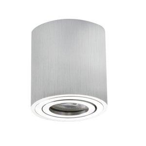 LED Deckenleuchte einflammig GU10 230V Duce