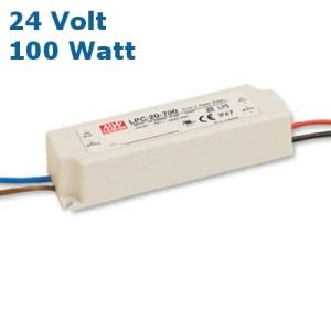 24V LPV-100-24 100 Watt Trafo Netzteil