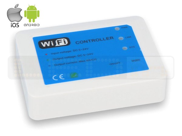 Wifi RGB MULTIWHITE™ Controller/Dimmer