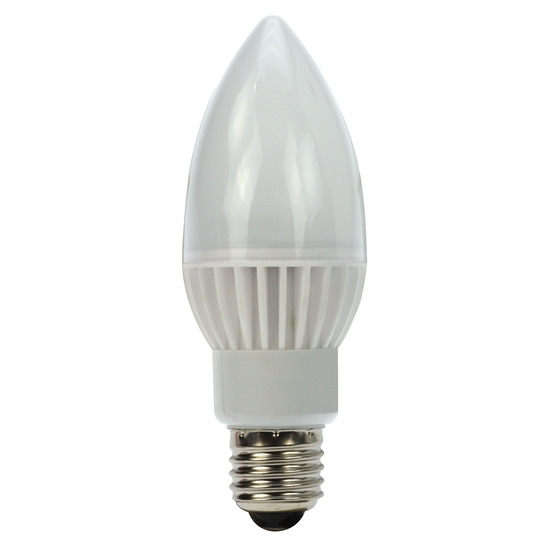 5W LED Kerze E27 Heitronic