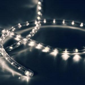 Lichtschlauch 50m kaltweiss in Wunschlänge