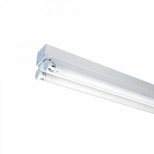 Doppelfassung für 2 Stück 120cm LED Röhren