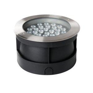 LED Bodeneinbaustrahler befahrbar, stoßfest