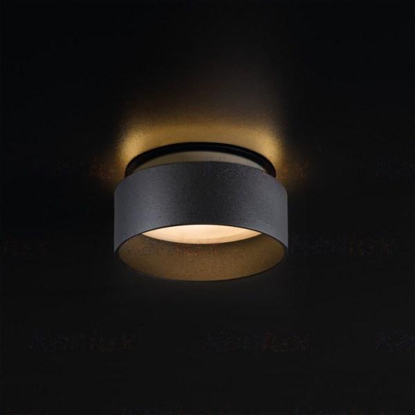 LED Deckeneinbaurahmen mit Lichteffekt