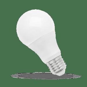 7W LED Birne E27 500 Lumen warmweiß