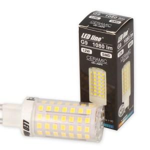 Unsere hellste G9 GU9 12 Watt LED 1080 Lumen neutralweiss
