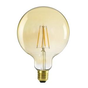 LED Kugellampe E27 Retro 7W extra warmweiß