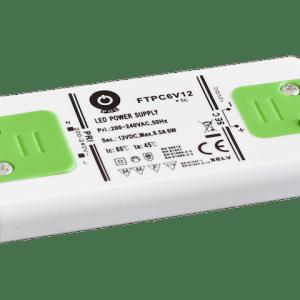 6W LED Trafo 12V Mini kleine Bauform