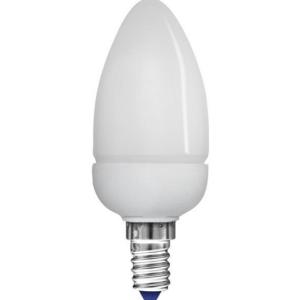 Müller Licht Mini-Energiesparlampe 7W warmweiss