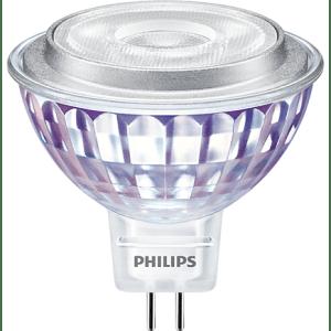 Philips Master MR16 7W = 50W 621 Lumen 2700K