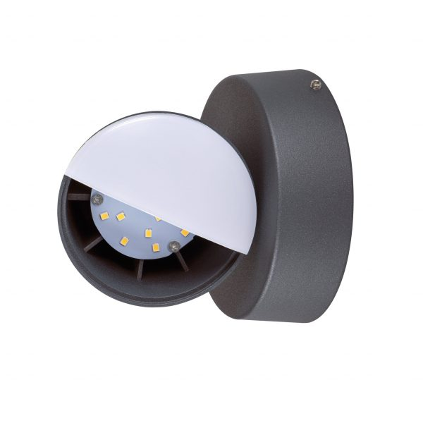 LED Wandleuchte 230V 4000K neutralweiss 350 Lumen