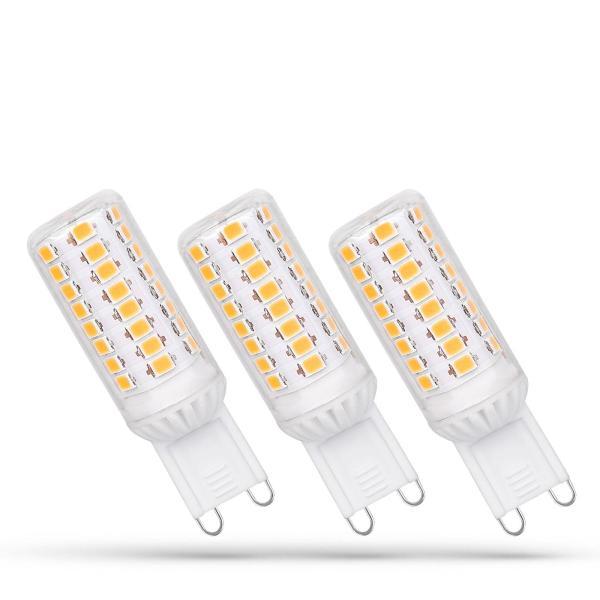 Spectrum G9 GU9 4 Watt LED 380 Lumen