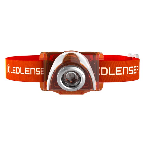SEO3-ORANGE-001-Ledlenser Headlamp