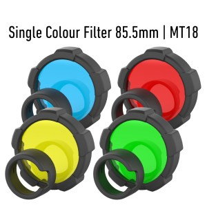Colour Filter 85.5mm-MT18-Ledlenser Malaysia