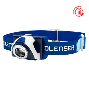 SEO7R-BLUE-002-Ledlenser Headlamp