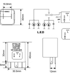 napa flasher wiring diagram wiring diagram flasher led 12v 150w 3 pin compatible with ep35 ep36 [ 1000 x 820 Pixel ]