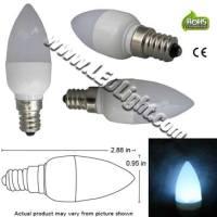 E12 Low Profile Candle LED Bulb - Household LED Lights ...