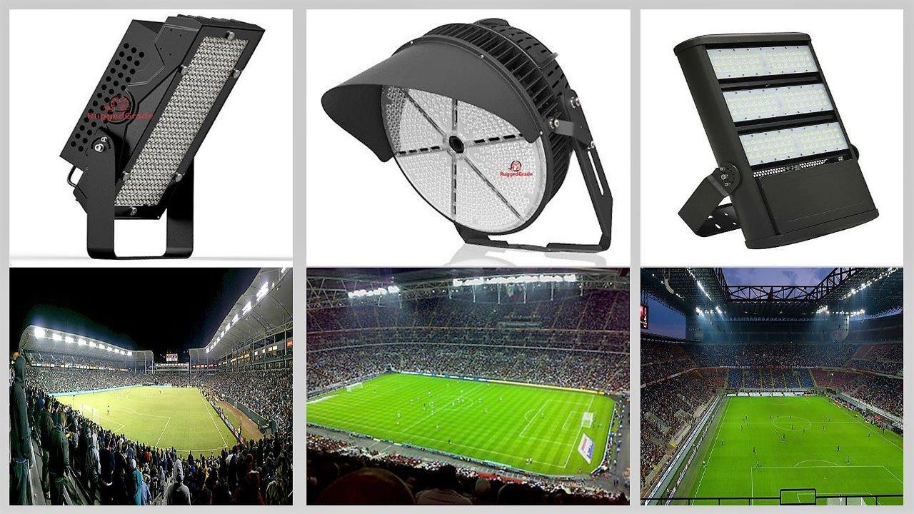 sports lighting led stadium lights