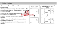 100 Watt Cfl In 60 Watt Fixture Wiring Diagrams | Repair ...