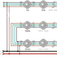 5050 Rgb Led Strip Wiring Diagram For Contactor Waterproof Pixel Node(ws2811ic 5v Leds Channel Letters) [hk-led-s-192014] - $0.59 : ...