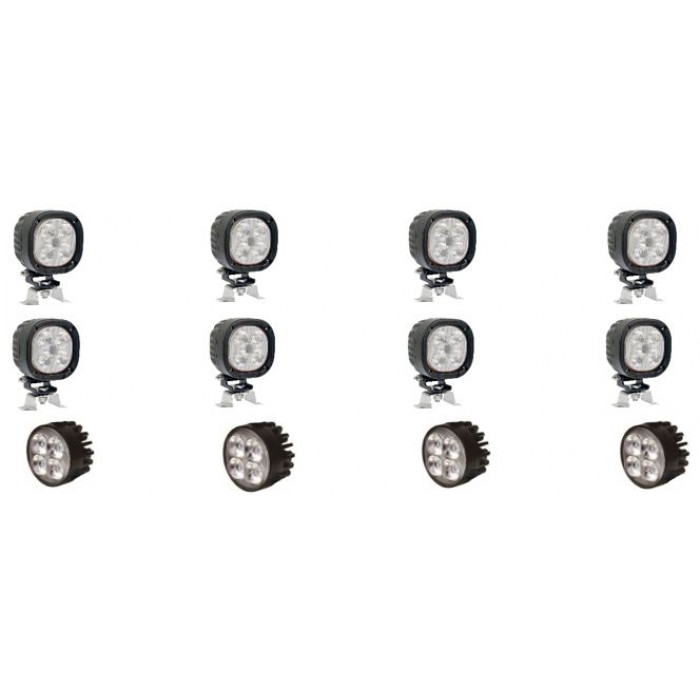 DISCOUNTED Full Set of FENDT tractor-led-light-upgrade-kit