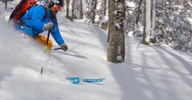 """Sciando con Giulio! Le bellissime immagini dal nostro """"inviato molto speciale"""" sulle nevi di Roccaraso (AQ) 1"""