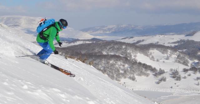 """Sciando con Giulio! Le bellissime immagini dal nostro """"inviato molto speciale"""" sulle nevi di Roccaraso (AQ) 10"""