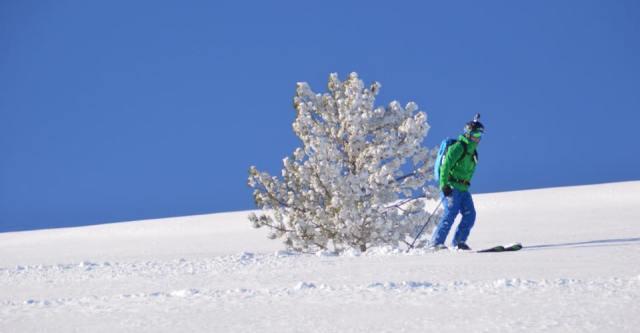"""Sciando con Giulio! Le bellissime immagini dal nostro """"inviato molto speciale"""" sulle nevi di Roccaraso (AQ) 8"""