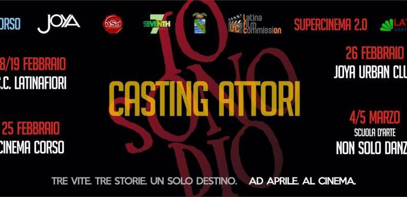 """Un film sugli adolescenti di Latina: """"Io sono Dio"""" casting per 200"""