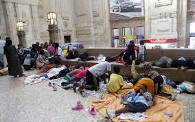 MIGRANTI: velocizzare registrazione e riconoscimenti, Italia in difficoltà 1