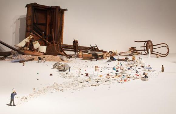 Biennale di Venezia: libri senza parole Davvero sta tramontando la scrittura?
