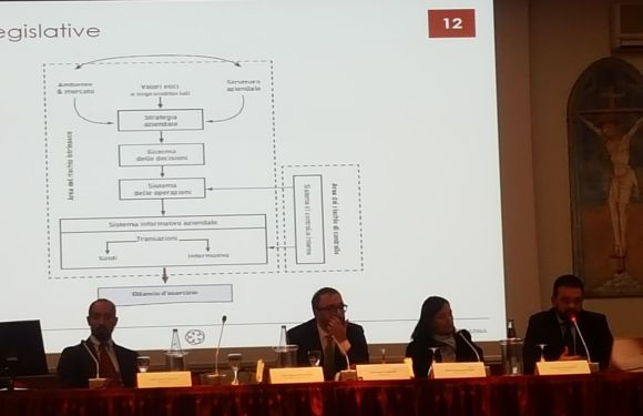 Ordine Commercialisti Latina – Corso Revisione Contabile 2017, ancora due appuntamenti.