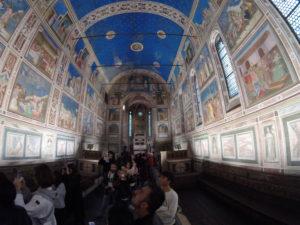 Padova e la Cappella degli Scrovegni: quando una lacrima fa dell'arte pura poesia 2