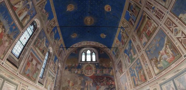 Padova e la Cappella degli Scrovegni: quando una lacrima fa dell'arte pura poesia