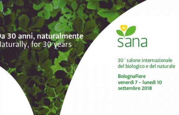 Sana 2018: la più importante fiera del green a Bologna