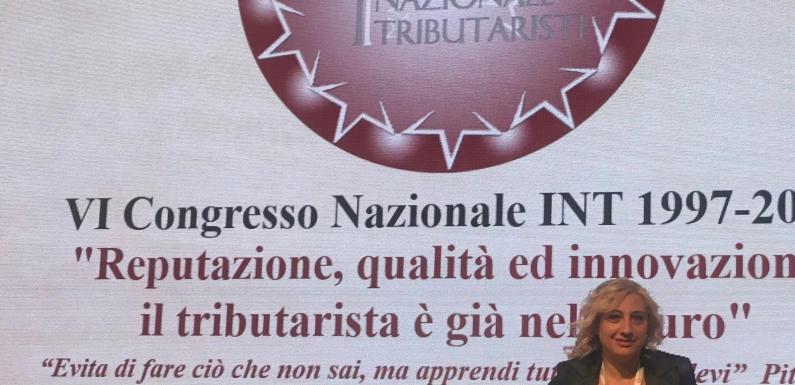 """La Tributarista Veronica Rauso: """"Diritti e Pari Opportunità per uscire dalla crisi"""""""