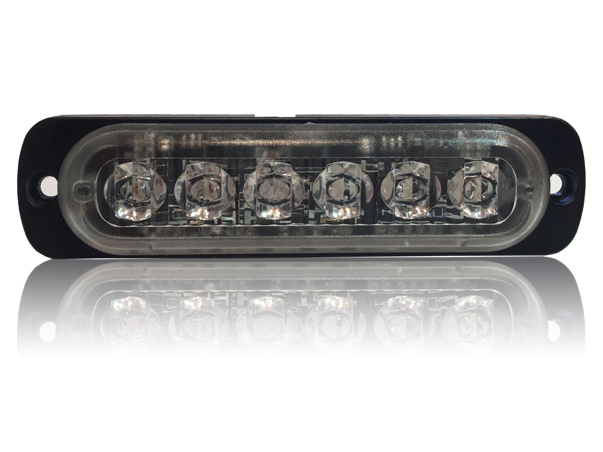 hight resolution of damega flex 6 grille light